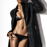 Sultry eyes & enviable physique: Roselyn Ashkar features in World Swimsuit