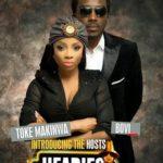 The Headies: Comedian Bovi & Toke Makinwa unveiled as hosts for 2014 awards