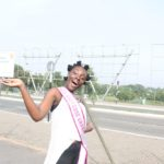 After featuring in Hollywood, Abena Akuaba is back to GH to promote her new singles