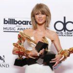 Taylor Swift wins 8 nods at Billboard Music Awards + Full list of winners