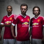 ADIDAS reveal the new MANCHESTER UNITED home kit