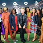 Photos: Bono visits Nigeria for #Povertyissexist campaign