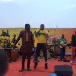 ALOMO SANKWAN activation: Ofori Amponsah goes 'Alewalistic'