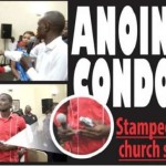 KENYA: Scramble in church over anointed condoms [PICTURED]