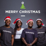 THE WORKSPACE wishes y'al Merry Christmas