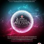 2016 Vodafone Ghana Music Awards calls for entries