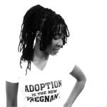 AK SONGSTRESS says her pregnant status was 'Adoption'