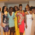 Let's SEE whose glam glittered on-point @ the 'No MAN's LAND' movie premiere in Accra