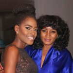 A must see: OMOTOLA the 'Victoria Michaels' way