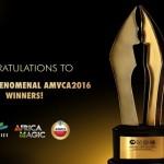 AMVCA 2016 : WINNERS