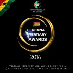 GHANA TERTIARY AWARDS to promote peace and credible election 2016