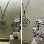 Tonto Dikeh's hubby, Olakunle Churchill gives her DIAMOND watch & necklace as 'push present'