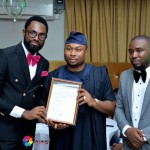 OLAKUNLE CHURCHILL honored @ the Young CEO'S Business Summit, held in Abuja, Nigeria…see photos!