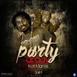 Party All Day: Kofi Mante drops party song with Saint