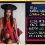 South Africa's FAFA Creations set to Exhibit at Accra Fashion Week