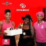VitaMilk Girl Talk Monthly Hangout surprised Lydia Forson – photos