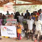 Big Church Foundation & Maxine Alexis Partner as they Donate to Christ Faith Foster Home in Frafraha, Ghana – photos!