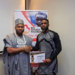 See how PRAIZ would look good on 36,000 Youths in Nigeria…as Big Church Foundation unveils their new Ambassador
