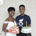 Tasty Stacy: Girl Talk Surprises Mrs. Amoateng on her Birthday