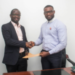Peter Ritchie gets signed as GRAFT Foundation's Ambassador