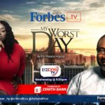 Billionaire Femi Otedola couldn't HYDE how he almost committed suicide in this interview with PEACE – watch full interview!
