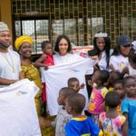 Ahead of the Easter Charity Football Match… Big Church Foundation Donates to Five Orphanage Homes in Accra