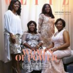17th Edition of a GLITZ AFRICA MAGAZINE Caresses Selected Supermarkets, Shell Shops, & Restaurants throughout Ghana