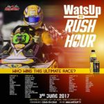 YemmeYbaba, et al to take part in the #WatsUpTVRushHour Celebrity Car Race