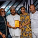 Lifting the CHURCHILL Roof: Dr. Olakunle Honored as African Youth & Governance Champion by the African Group – photos!