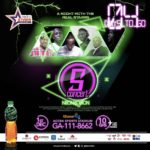 S Concert: Nii Ayi Tagoe, Masta Jay, Kastro, Vyrusky, DJ Lord, Mono, OTHERS to battle it out on the turn-tables