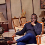 Ghana's KWAME A.A OPOKU wins 2017 Africa Youth of the Year (Male)