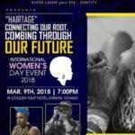 HAIRTAGE: Kim Poole, Kelley Settles & Sheroes Sisterhood to stroll Kumasi with love