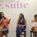 THE ESSENCE OF HER PEACE: Hyde shares strategies to help expand expertise in technology and personal finance