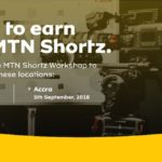 Content Developers now have the platform to display their creativity + make more money…with the MTN Shortz from MTN Ghana