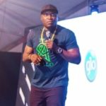 King of the Night! King of the Ribs! DKB once again owned his throne at the 2018 GLO LAFFTAFEST in Ghana