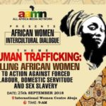 Woodin, ECOWAS Women, NAPTIP, Others support the 2018 African Women Intercultural Dialogue (AWID) slated for Sept 25 in Abuja