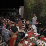'twas all 'rainbow-groove' in Accra… as SOUTH AFRICAN TOURISM hosted Social Media Influencers to a dinner @ Urban Grill — photos speak