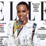 After gracing the cover of ELLE MAGAZINE in June, African Model, AISHA MED gets nominated in the 2018 ELLE STYLE AWARDS in Romania + See how you can VOTE for her to win!