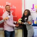 C–Baze Awards 2018: Channel Manager for Joy Prime, NANA YAA SERWAA SARPONG gets honored