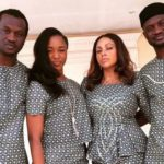 Today is P-SQUARE (Peter & Paul)'s Birthday and millions of fans all over the world have sent them well wishes BUT that of their wives came sweet, inspiring & touching