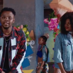 To every 'GINA' worldwide, cometh the moment, cometh the chance to Kizz DANIEL on BECCA's new Christmas anthem