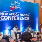 Photos: Fuse ODG & TINA put together the maiden edition of the New Africa Nation Conference