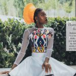 Personification of a Home-Grown Beauty: Super Model, VICTORIA MICHAELS gets featured inside BONA MAGAZINE…a bridal inspired masterpiece