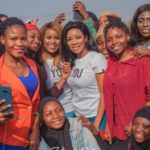 The Girl who is now a Queen: BERLA MUNDI kicks off her B.You Campus Tour with a visit to UDS, Tamale…photos speak!