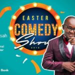 EASTER COMEDY: A night we shall never forget is almost here