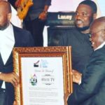 IGNACE & his Foresight is a source of genuine upliftment + see how 4syte TV got honoured by MUSIGA at the recent Grand Ball