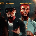 Kuronbe – Straffitti feat Ice prince, Zlatan, Pretty Boy DO