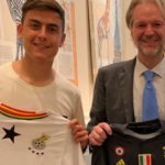 From Buenos Aires to Accra…PAULO DYBALA promises to visit Mother GHANA