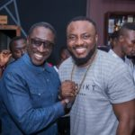 See how Ghana came out to support DKB's #ShattaStoneEditionofComedyExpress @ Cockpit Lounge and Bar
