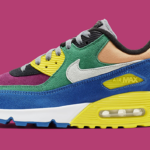 "If you are 'kambuuu' lover, here is the new -Nike Air Max 90 ""Viotech 2.0""- perfect piece that you can't sleep on"